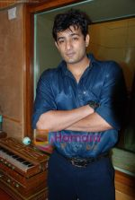 hyder khan at Ravi Shankar_s Sajda album recording in Andheri on 16th May 2009 (2).JPG