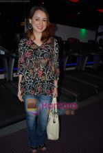 Linda Arsenio  at Baqar_s Spinnathon event in True fitness Spa on 19th May 2009 (4).JPG