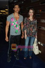 Linda Arsenio, Saahil Khan at Baqar_s Spinnathon event in True fitness Spa on 19th May 2009 (56).JPG