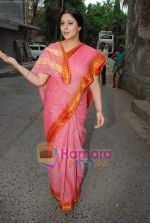 Nagma shoots for Sach Sach Kehta music video with Anil Kant in Filmistan on 19th May 2009 (16).JPG