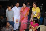 Nagma shoots for Sach Sach Kehta music video with Anil Kant in Filmistan on 19th May 2009 (4).JPG