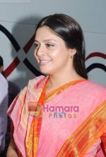 Nagma shoots for Sach Sach Kehta music video with Anil Kant in Filmistan on 19th May 2009 (8).JPG