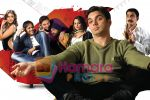 Sohail Khan, Amrita Arora, Aarti Chhabria, Yash Tonk in the still from movie Team- The Force (4).jpg