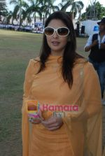 Nagma at the cricket match for CPAA and Percept celebrate World No Tobacco Day in Mumbai Police Gymkhana, Mumbai on Monday, 25 May 2009 (3).JPG