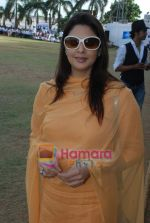 Nagma at the cricket match for CPAA and Percept celebrate World No Tobacco Day in Mumbai Police Gymkhana, Mumbai on Monday, 25 May 2009 (4).JPG