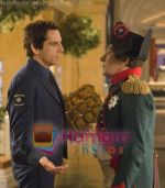 Ben Stiller, Alain Chabat in still from the movie Night at the Museum - Battle of the Smithsonian.jpg