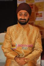 Jaswinder Singh at the launch of Jaswinder Singh_s album Ishq Nahin Asaan in Bhavans on 27th May 2009 (15).JPG