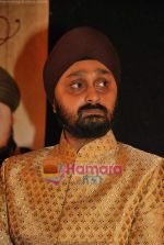 Jaswinder Singh at the launch of Jaswinder Singh_s album Ishq Nahin Asaan in Bhavans on 27th May 2009 (5).JPG