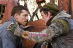Sam Worthington, Anton Yelchin in still from the movie Terminator Salvation.jpg