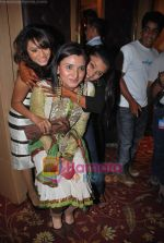 Soni Singh, Aleeza Khan And Smriti Mohan at Betiyaan and Maayka success bash in BJN on 29th May 2009 (2).JPG