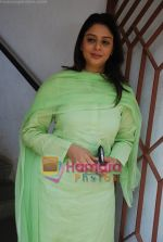 Nagma at IDA event against anti-tabacco awareness in St Andrews, Mumbai on 31st May 2009 (8).JPG