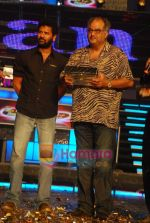 Prabhu Deva, Boney Kapoor at the grand finale of Dance India Dance in Andheri Sports Complex on 30th May 2009 (4).JPG