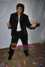 Sunil Pal at Bhojpuri Awards in Goregaon Sports Club on 30th May 2009 (2).JPG