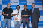 Shankar Ehsaan Loy at Sennheiser press conference in Grand Hyatt on 2nd June 2009 (9).JPG