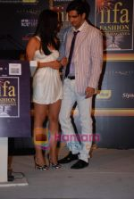 Zayed Khan, Sophie Chaudhry at IIFA Fashion Extravaganza event in PVR on 4th June 2009 (6).JPG