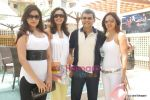 Mrinalini Sharma, Dipannita Sharma, Teejay Sidhu at Rhea Nasta_s Rolls Royce brunch in Cest La Vie on 6th June 2009 (4).JPG