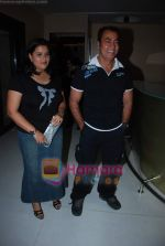 Pradeep Rawat at the launch of Vinta Nanda_s film with bash in D Ultimate Club on 8th June 2009 (4).JPG