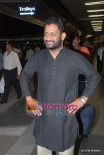 Rasool at IIFA DEPARTURE in Mumbai Airport on 6th June 2009 (58).JPG