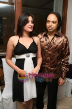 Altaf Raja at the Launch of album Chahat by Venus in Club Millennium on 16th June 2009 (2).JPG