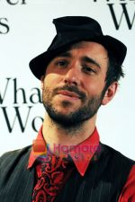 Charlie Winston at the Paris Premiere of WHATEVER WORKS in Cinema Gaumont Opera, Paris, France on 19th June 2009.jpg