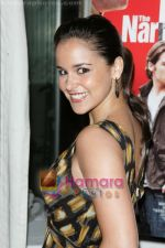 Melissa Fumero at the New York Premiere of THE NARROWS in Bottino on 19th June 2009 (2).jpg