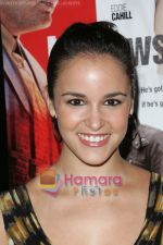Melissa Fumero at the New York Premiere of THE NARROWS in Bottino on 19th June 2009 (4).jpg
