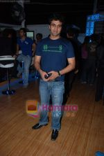 Sachin shroff at Amit Dua_s birthday bash in Sheesha Lounge on 23rd June 2009 (56).JPG