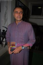 Rajit Kapur at Jonathan Atherton_s comedy show in St Andrews on 26th June 2009 (2).JPG