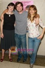Alycia Delmore, Mark Duplass, Lynn Shelton at the premiere of HUMPDAY on June 26, 2009 in New York City.jpg