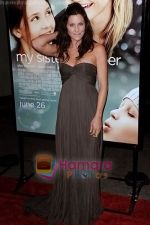 Heather Wahlquist at the premiere of MY SISTER_S KEEPER on June 24, 2009 in New York City.jpg