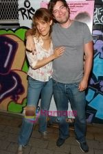 Mark Duplass, Lynn Shelton at the premiere of HUMPDAY on June 26, 2009 in New York City.jpg