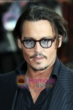 Johnny Depp at the premiere of PUBLIC ENEMIES on 29th June 2009 in London.jpg