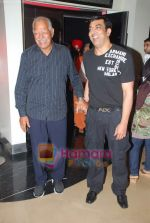 Dara Singh at Kambakkht Ishq special screening in PVR on 1st July 2009 (2)~0.JPG
