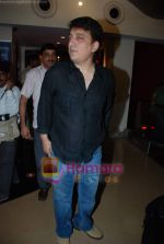 Sajid Nadiadwala at Kambakkht Ishq special screening in PVR on 1st July 2009 (5).JPG
