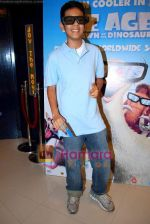 Tanay Cheda at ICE AGE 2 PREMIERE in Fame, Malad on 1st July 2009.jpg