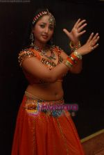 Bhojpuri actress Rani photo shoot at Munnibai Nautankiwali premiere! in Navrang on 3rd July 2009 (12).JPG