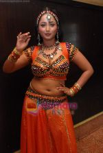 Bhojpuri actress Rani photo shoot at Munnibai Nautankiwali premiere! in Navrang on 3rd July 2009 (14).JPG