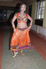 Bhojpuri actress Rani photo shoot at Munnibai Nautankiwali premiere! in Navrang on 3rd July 2009 (15).JPG