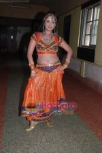 Bhojpuri actress Rani photo shoot at Munnibai Nautankiwali premiere! in Navrang on 3rd July 2009 (16).JPG