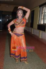 Bhojpuri actress Rani photo shoot at Munnibai Nautankiwali premiere! in Navrang on 3rd July 2009 (18).JPG