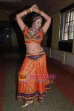 Bhojpuri actress Rani photo shoot at Munnibai Nautankiwali premiere! in Navrang on 3rd July 2009 (19).JPG