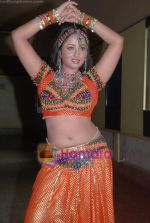 Bhojpuri actress Rani photo shoot at Munnibai Nautankiwali premiere! in Navrang on 3rd July 2009 (20).JPG
