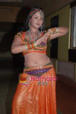 Bhojpuri actress Rani photo shoot at Munnibai Nautankiwali premiere! in Navrang on 3rd July 2009 (21).JPG
