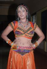 Bhojpuri actress Rani photo shoot at Munnibai Nautankiwali premiere! in Navrang on 3rd July 2009 (22).JPG