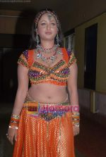 Bhojpuri actress Rani photo shoot at Munnibai Nautankiwali premiere! in Navrang on 3rd July 2009 (23).JPG