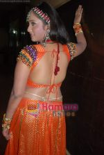 Bhojpuri actress Rani photo shoot at Munnibai Nautankiwali premiere! in Navrang on 3rd July 2009 (30).JPG