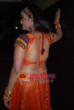 Bhojpuri actress Rani photo shoot at Munnibai Nautankiwali premiere! in Navrang on 3rd July 2009 (35).JPG