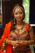 Bhojpuri actress Rani photo shoot at Munnibai Nautankiwali premiere! in Navrang on 3rd July 2009 (38).JPG