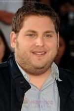 Jonah Hill at the LA Premiere of the movie Br�no on 25th June 2009 in Grauman_s Chinese Theatre.jpg