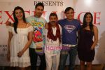 Palak Kapoor, Yash Tonk, Anisshka, Mihir Dharkar at the Exchange Offer movie Launch on 4th July 2009 (43).JPG